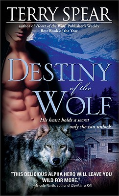 Destiny of the Wolf #2 Heart of the Wolf, Terry Spear