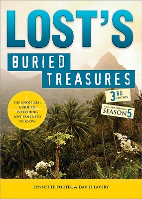 Image for Lost's Buried Treasures: The Unofficial Guide to Everything Lost Fans Need to Know
