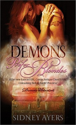"Demons Prefer Blondes, ""Ayers, Sidney"""