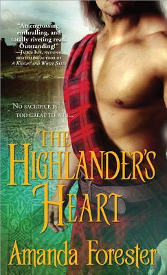 The Highlander's Heart, Amanda Forester