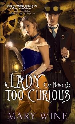 Image for A Lady Can Never Be Too Curious