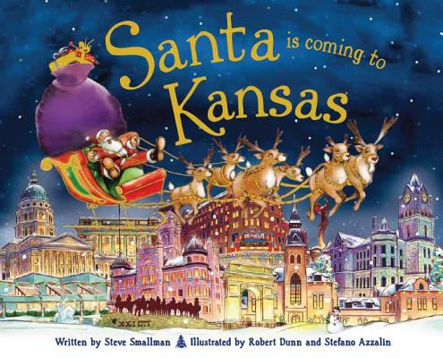 Santa Is Coming to Kansas, Steve Smallman