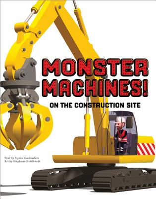 Image for Monster Machines! On the Construction Site