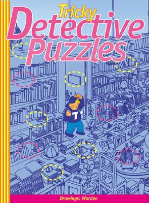 Image for Tricky Detective Puzzles