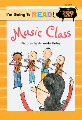 Image for I'm Going to Read® (Level 3): Music Class (I'm Going to Read® Series)