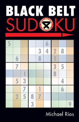 Image for Black Belt Sudoku