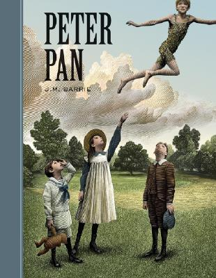 Peter Pan (Sterling Unabridged Classics), Barrie, J. M.; McKowen, Scott [Illustrator]; Pober Ed.D, Arthur [Afterword];
