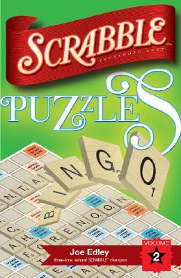 SCRABBLE Puzzles Volume 2, Joe Edley