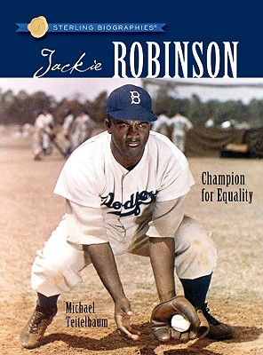 Image for Sterling Biographies: Jackie Robinson: Champion for Equality