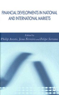 Image for Financial Developments in National and International Markets