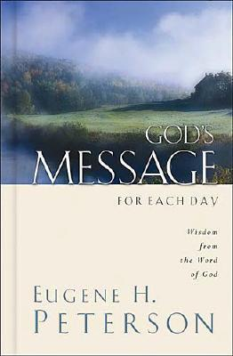 Image for God's Message for Each Day: Wisdom from the Word of God