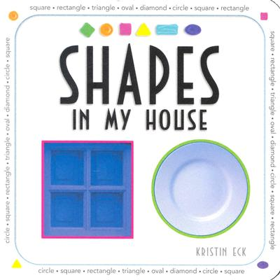 Image for Shapes in My House (Look-And-Learn Books)