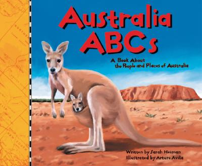 Image for Australia ABCs: A Book About the People and Places of Australia (Country ABCs)
