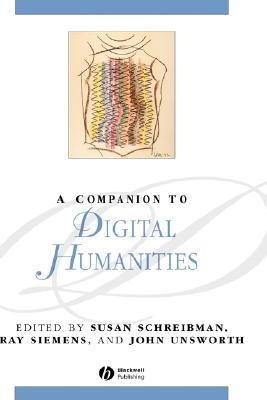 Image for A Companion to Digital Humanities