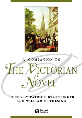 Image for A COMPANION TO THE VICTORIAN NOVEL