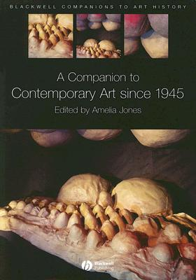 Image for A Companion to Contemporary Art Since 1945