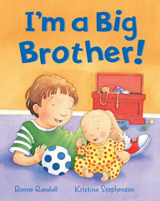 Image for I'm a Big Brother (Padded Large Learner)