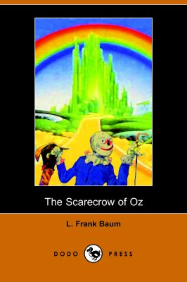 The Scarecrow of Oz, Baum, L. Frank