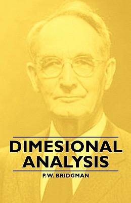 Image for Dimesional Analysis