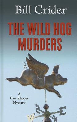 Image for The Wild Hog Murders (thorndike Press Large Print Mystery Series)