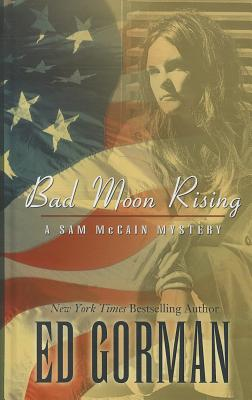 Image for Bad Moon Rising (Thorndike Press Large Print Mystery Series)