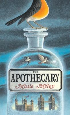 Image for The Apothecary (Thorndike Press Large Print Literacy Bridge Series)
