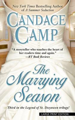 The Marrying Season (Legend of St. Dwynwen Trilogy)