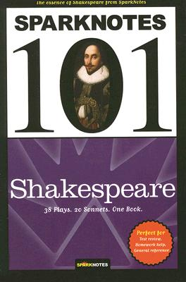 Image for Shakespeare (SparkNotes 101)