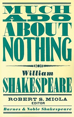Image for Much Ado About Nothing (Barnes & Noble Shakespeare)