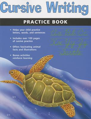 Image for Cursive Writing Practice Book (Flash Kids Harcourt Family Learning)