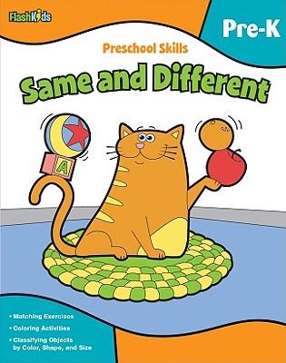 Image for Preschool Skills: Same and Different (Flash Kids Preschool Skills)