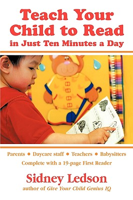 Teach Your Child to Read in Just Ten Minutes a Day, Ledson, Sidney