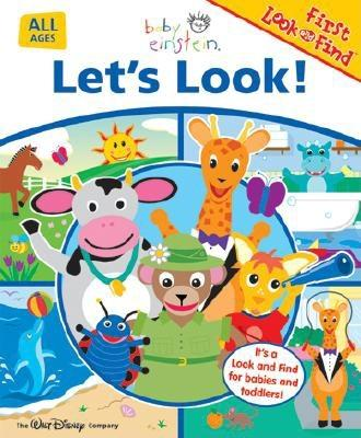 Image for Baby Einstein Let's Look!