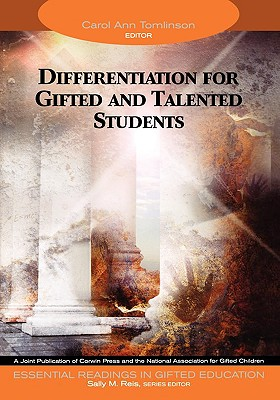 Image for Differentiation for Gifted and Talented Students (Essential Readings in Gifted Education Series)