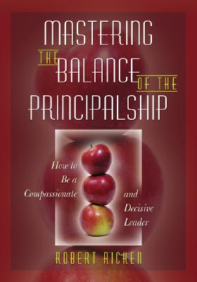 Image for MASTERING THE BALANCE OF THE PRINCIPALSHIP