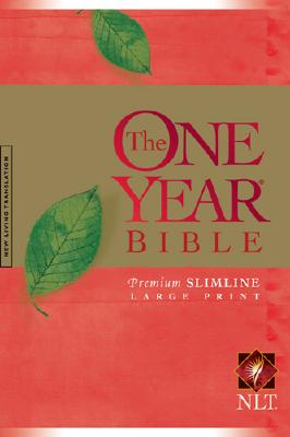 Image for The One Year Bible Large Print NLT