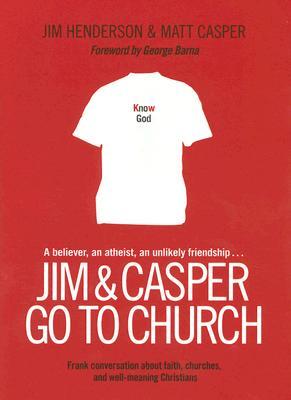 Image for JIM & CASPER GO TO CHURCH