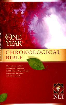 Image for The One Year Chronological Bible NLT (One Year Bible: Nlt)