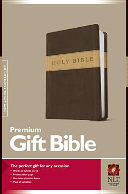 Image for Premium Gift Bible NLT, TuTone