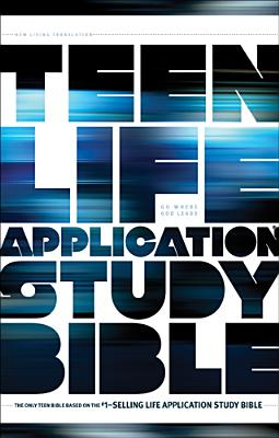 Image for Teen Life Application Study Bible NLT (LASB Teen: Full Size)