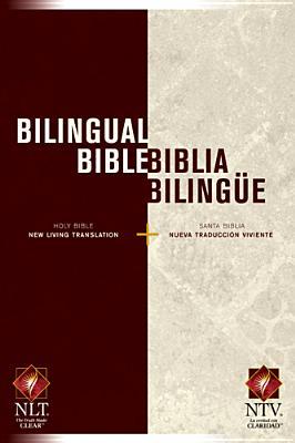 Image for Biblia biling??????e  Bilingual Bible NTVNLT (Parallel Bible) (Spanish Edition)