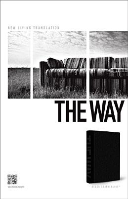 Image for The Way NLT (LeatherLike, Black)
