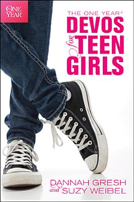 Image for The One Year Devos for Teen Girls