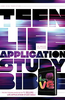 Image for Teen Life Application Study Bible-NLT Multicolored Love