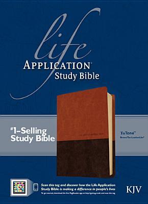 Image for Life Application Study Bible KJV Brown/Tan