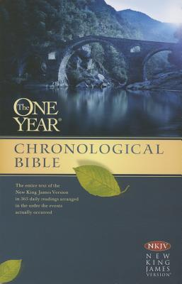 Image for The One Year Chronological Bible NKJV