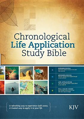 Image for Chronological Life Application Study Bible KJV