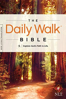 Image for The Daily Walk Bible NLT