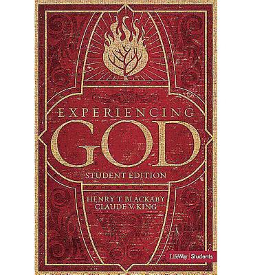 Image for Experiencing God: Knowing and Doing the Will of God Youth Edition