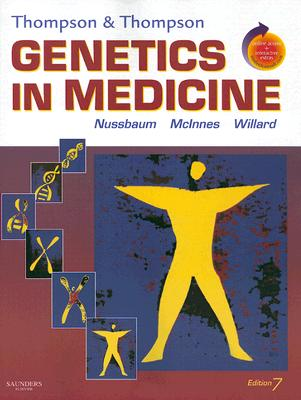Image for Thompson & Thompson Genetics in Medicine: With STUDENT CONSULT Online Access (Thompson and Thompson Genetics in Medicine)